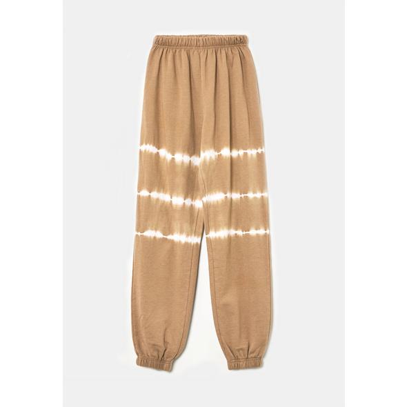 Batik High Waist Jogginghose
