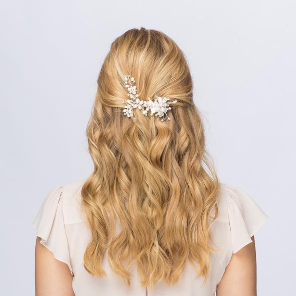 Haarklammer - Just Married
