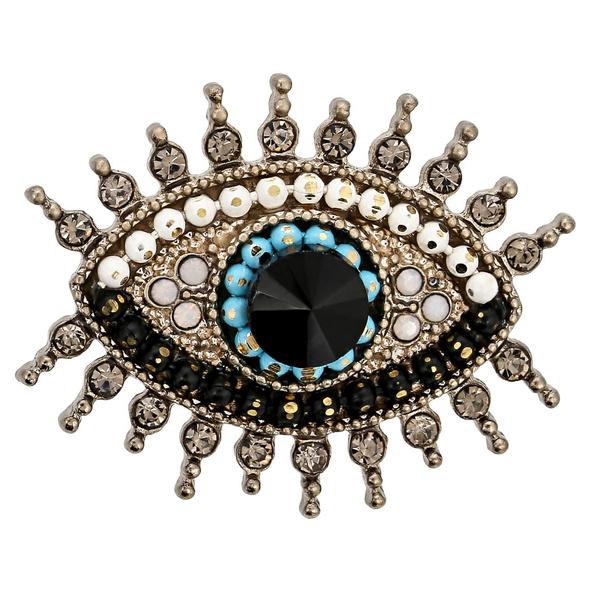 Brosche - Big Eye