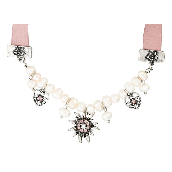 Kette - Edelweiss Pearl