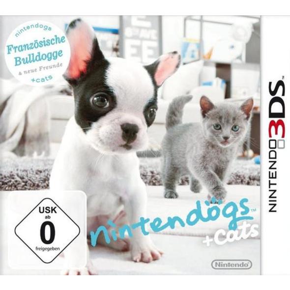 Nintendogs & Cats French Bulldog