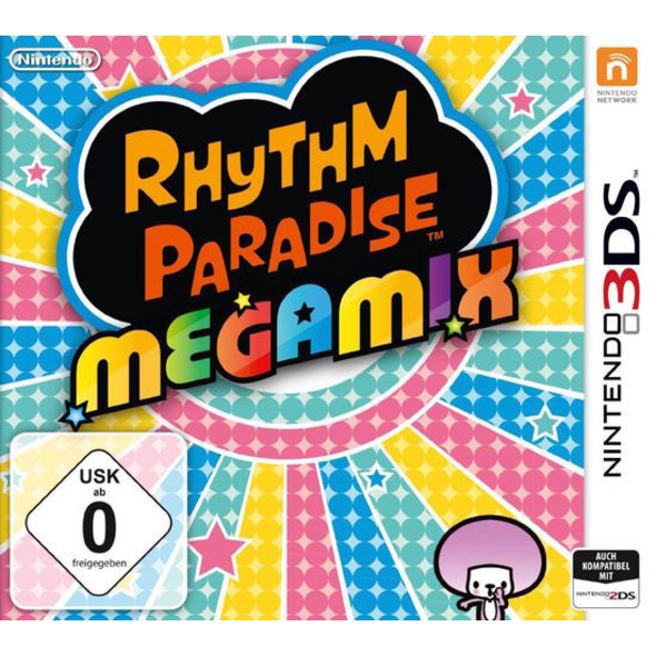 Nintendo Rhythm Paradise Megamix