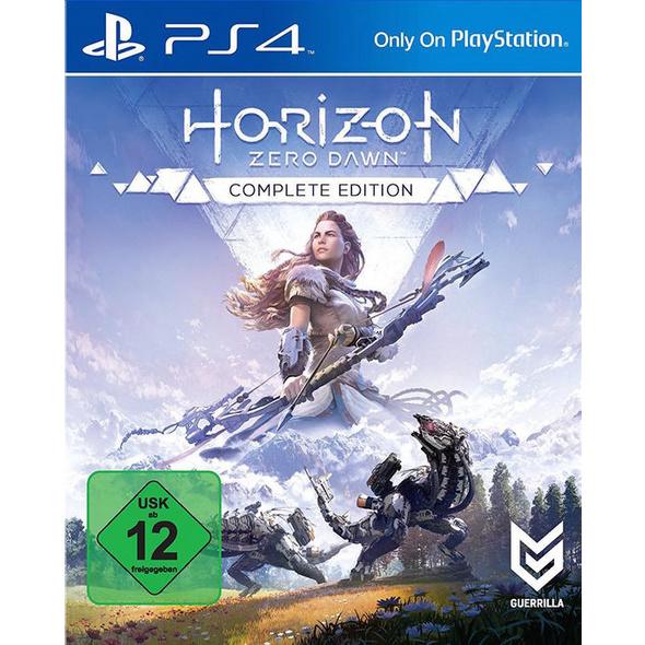 Horizon Zero Dawn Complete Edition