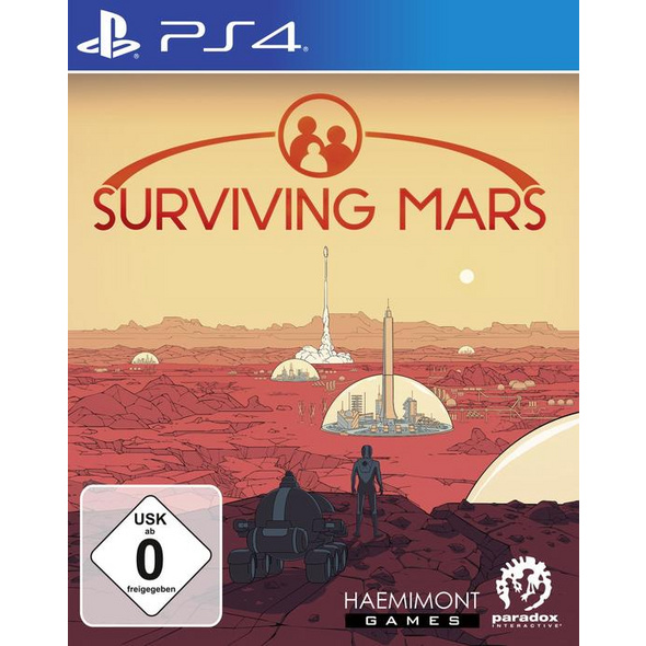 Paradox Interactive Surviving Mars