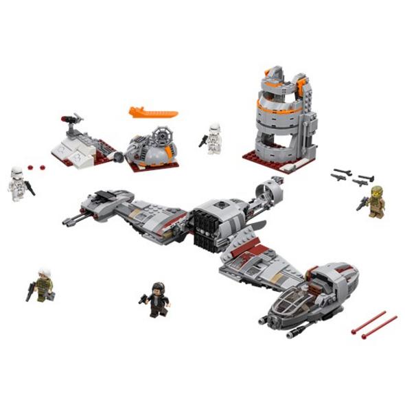 LEGO® Star Wars™- Defense of Crait™ - 75202