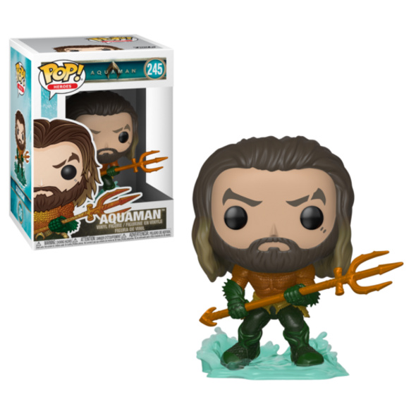 Aquaman - POP!-Vinyl Figur Aquaman