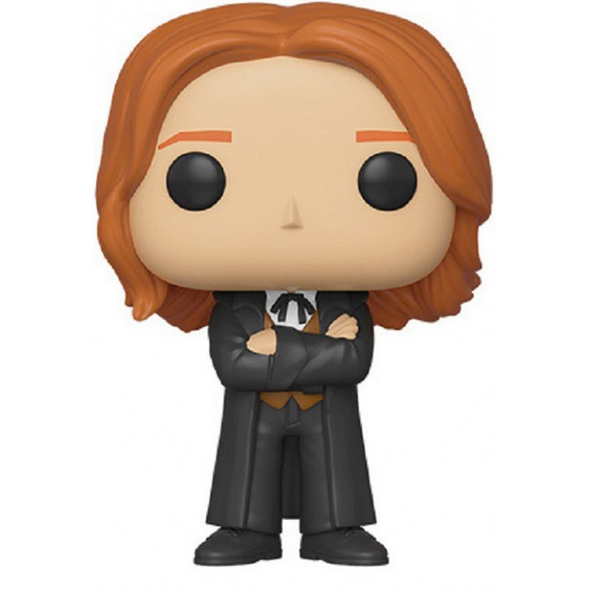 Harry Potter - POP!-Vinyl Figur Weihnachtsball George Weasley