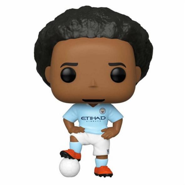 Manchester City - POP!-Vinyl Figur Leroy Sane