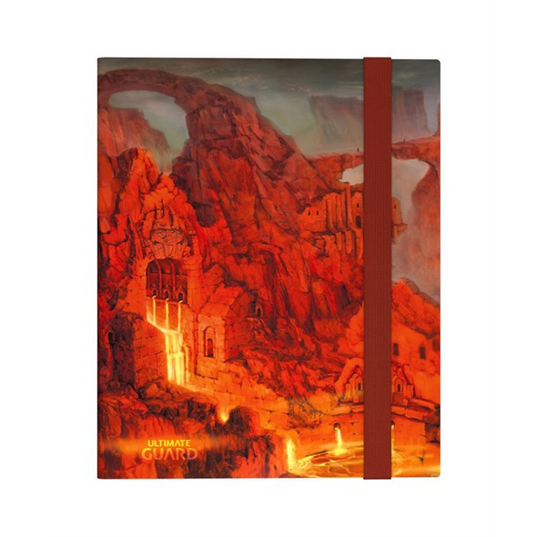 Ultimate Guard: 9-Pocket FlexXfolio Lands Edition II Gebirge