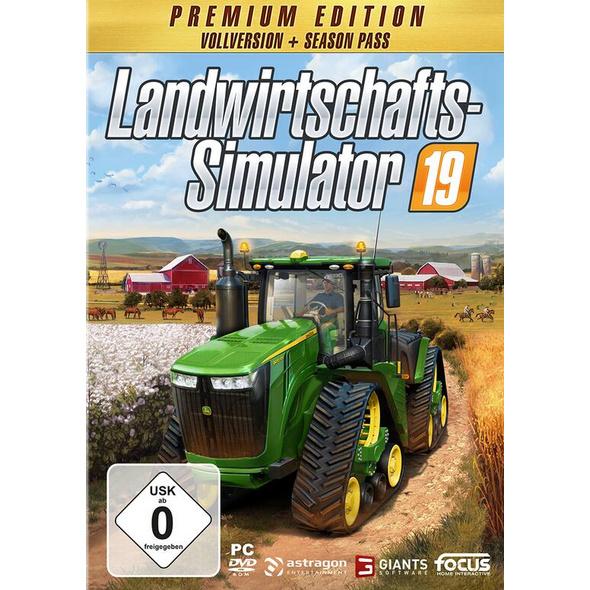 Landwirtschafts-Simulator 19 Premium Edition