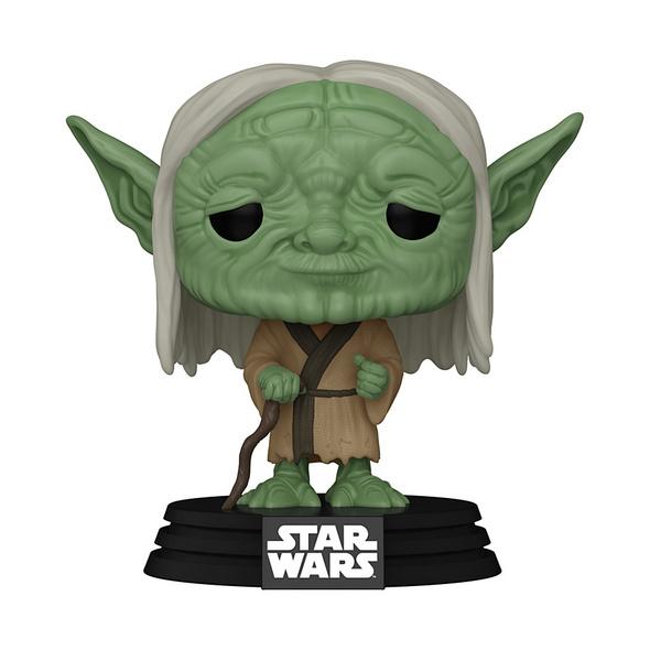 Star Wars - POP! Vinyl - Figur Konzept Yoda