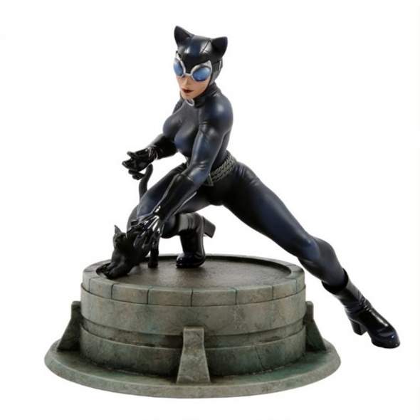 DC Comics - Statue Jim Lee Catwoman