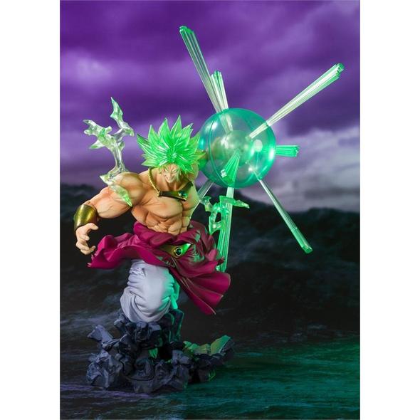 Dragon Ball Z - Statue Super Saiyan Broly