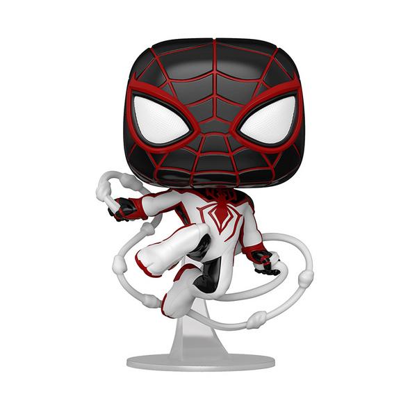 Marvel Spider-Man - POP!-Vinyl Figur Miles Morales Trainingsanzug