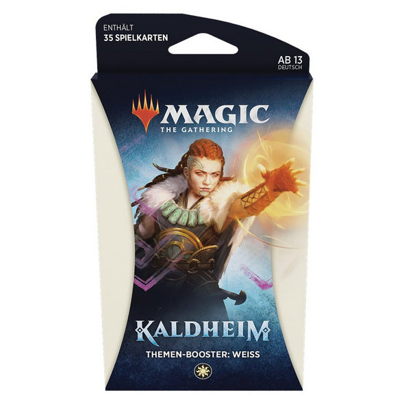 Magic the Gathering: Kaldheim Themen Booster Pack (zufällige Auswahl)