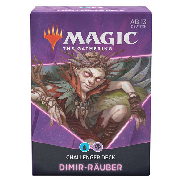 Magic the Gathering: Challenger Deck 2021 Dimir