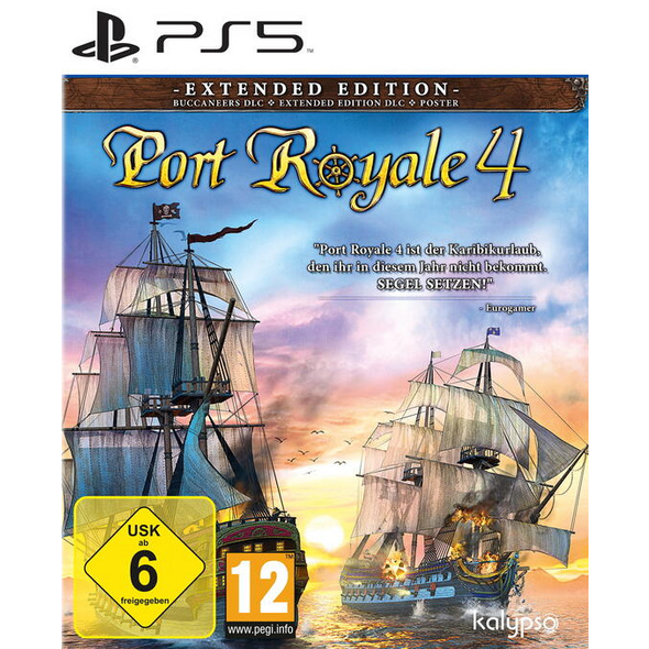Port Royale 4 Extended Edition