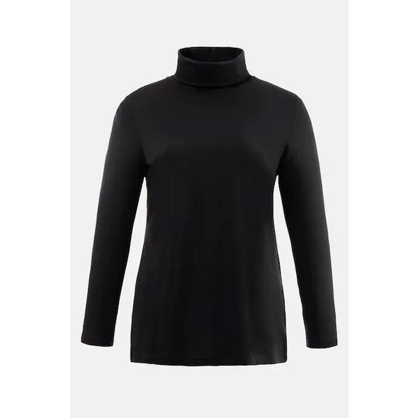 Shirt, Rollkragen, Slim, Baumwolle, OEKO-TEX 100