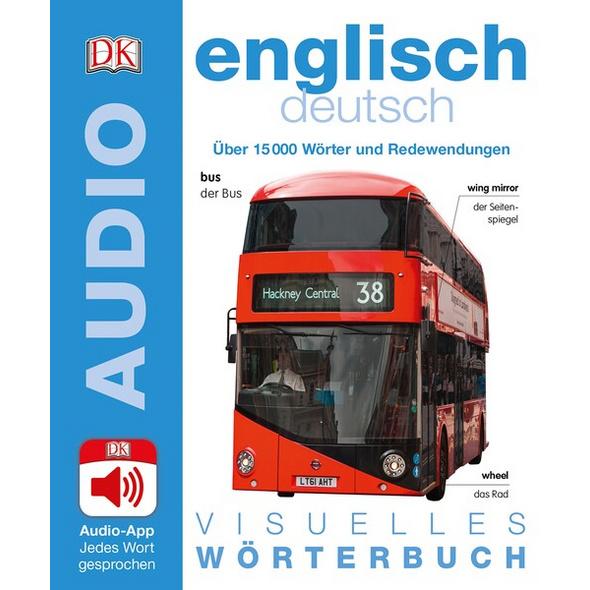 Visuelles Wörterbuch Englisch Deutsch