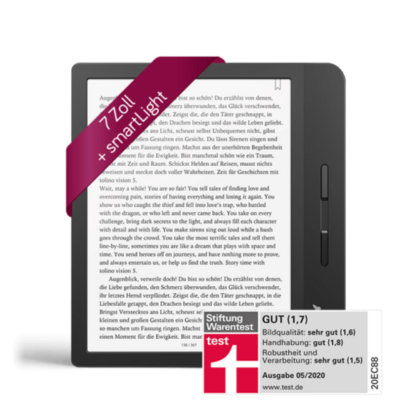 tolino vision 5 eBook-Reader