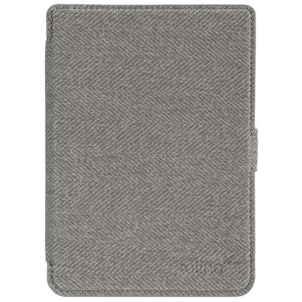 tolino page 2 - Slimtasche - grau/rot