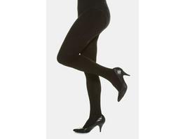 Ulla Popken Thermo-Strumpfhose, warme Qualität, Stretchkomfort - Große Größen