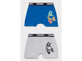 Fortnite - Boxershorts - 2er Pack