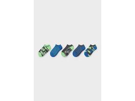 Multipack 5er - Sneakersocken