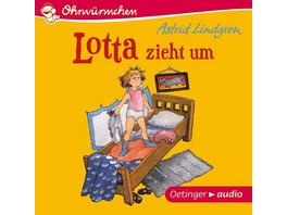 Lotta zieht um (CD)