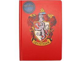 Notizbuch A5 - Harry Potter (Gryffindor Crest)