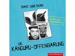 Die Känguru-Offenbarung (Känguru 3)
